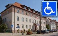 Budynek Starostwa Powiatowego w Olecku