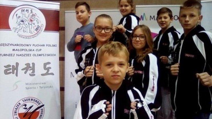 Zawody w Taekwondo Olimpijskie