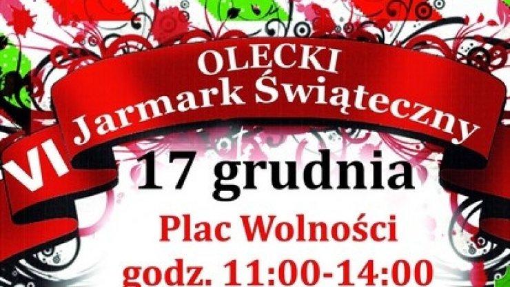 VI Olecki Jarmark Świąteczny