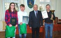 Finał powiatowy Wojewódzkiej Olimpiady Wiedzy o Obronie Cywilnej