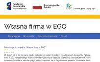 Własna firma w EGO