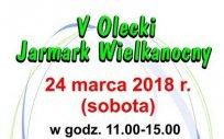 V Olecki Jarmark Wielkanocny