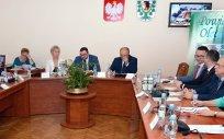 I Sesja Rady Powiatu w Olecku 2018-2023