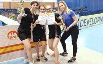 III. miejsce w Finale Wojewódzkim Licealiady w Drużynowym Tenisie Stołowym