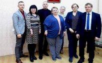 """Spotkanie kadry projektu """"15 sekund historii oczami młodzieży …"""" 2019"""